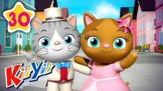 Mr Cat | Plus More Nursery Rhymes | by KiiYii | Nursery Rhymes & Kids Songs