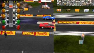 IHRA DRAG RACING GAME (426 HEMI CUDA)
