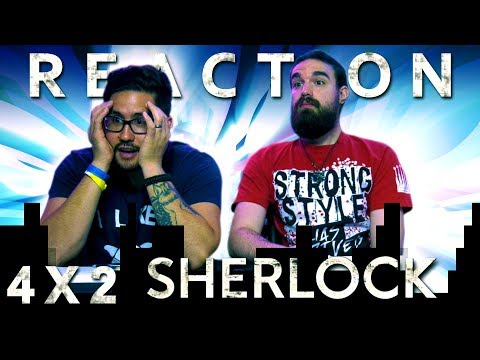 Sherlock 4x2 REACTION!!
