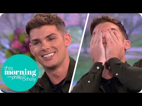 Holly and Phillip Break Kieron Richardson With Questions Abo