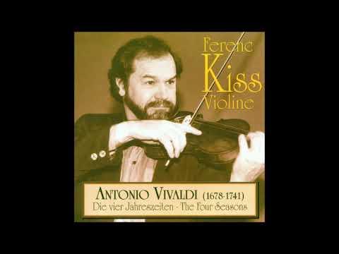 Download Vivaldi - Die Vier Jahreszeiten / Ferenc Kiss - Violine