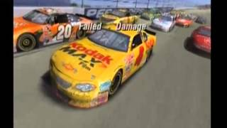Lighting Challenges NASCAR THUNDER 2003 Part 1
