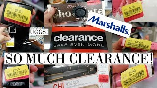 MARSHALLS HUGE CLEARANCE EVENT - INSANE DEALS! | SHOP WITH ME | Makinze Lee