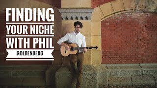 114 Phil Goldenberg - Niche down with two rap gods.