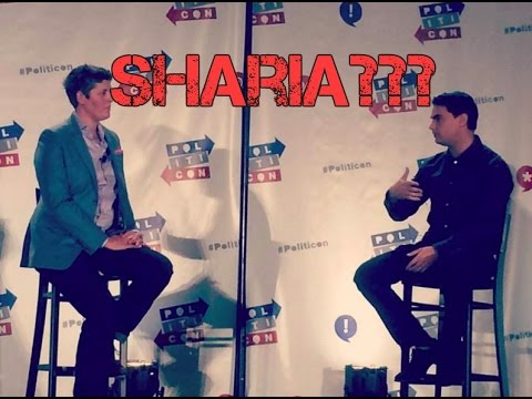 Feminist Defends Sharia, Schooled By Ben Shapiro