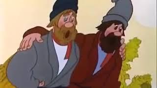 """Мультфильм """"КОНЁК ГОРБУНОК."""" мультики для детей. Советские мультфильмы"""