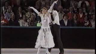 1991 World Pro Bestemianova Bukin TP   CYV