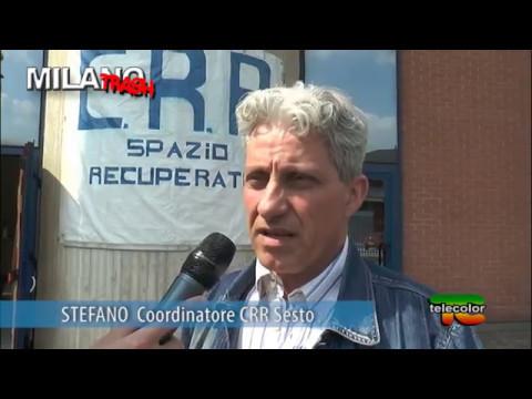 Milano Trash: Il laboratorio sociale di Sesto San Giovanni - 17.04.2017