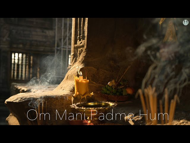 Om Mani Padme Hum Meditation Music - Healing and Purifying Mantra Chanting