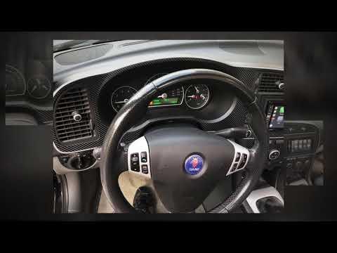 Rdash™  2007 - 2011 Saab 9-3 Carbon Fiber Dash Kit