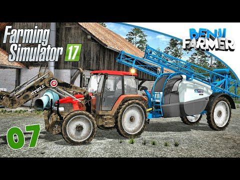Farming Simulator 17 | La Ferme Limousine | Traitements des blés !