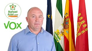 Rafael Azor - Concejal y Candidato a la Alcaldía de Baza por Vox