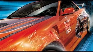Need for Speed Underground Rivals PSP Gameplay+Download