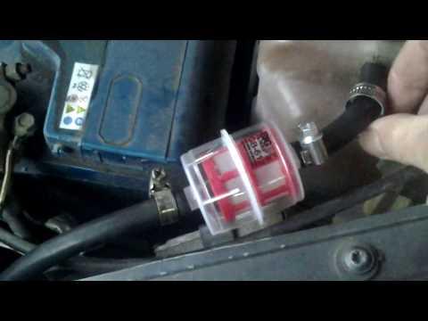 Фильтр в систему охлаждения