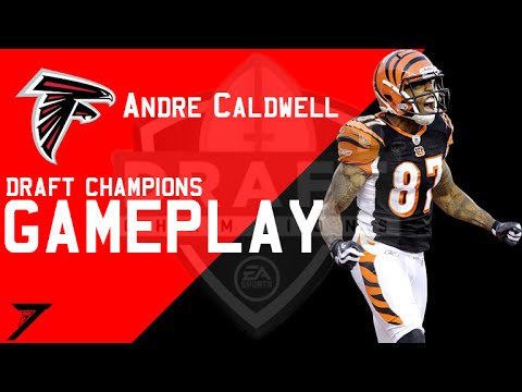 Madden 16 Draft Champions Gameplay | All 4 Games | Andre Caldwell Balls!!!!