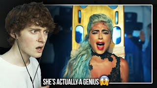SHE'S ACTUALLY A GENIUS! (Lady Gaga - 911 | Short Film Reaction/Review)