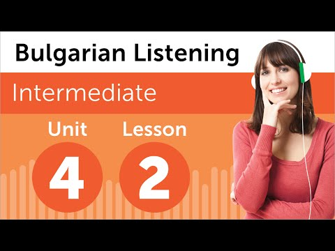 Bulgarian Listening Practice - Talking About a Photo in Bulgarian