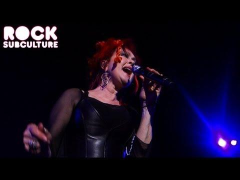 Cyndi Lauper 'True Colors' at the Crest Theatre in Sacramento on 6/18/2013