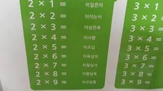 쏨쏨뉴스 구구단특집 2단
