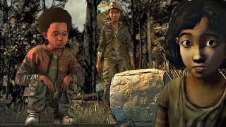 Clementine Remembers The Salt Lick -All Choices - The Walking Dead The Final Season Episode 3