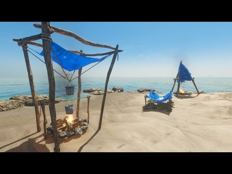 Stranded Deep - How to use the Water Still, Water Collector and Smoker: Quick and simple guide on how to use the new water collector, still and the smoker. Also briefly explains how to use farming plots.