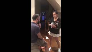 Girl Surprises Stepdad with Legal Adoption - 1017901