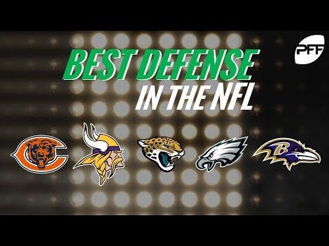 Best Defense in the NFL   PFF