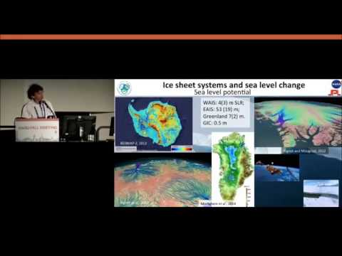 Ice Sheet Systems and Sea Level Rise: Prof Eric Rignot