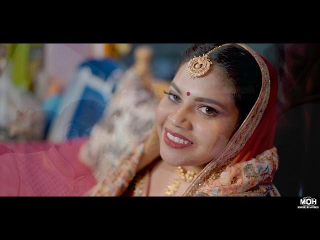 Wedding teaser (Aakanksha & Debashish) Chanakya hotel patna (MOH-MEMORIES OF HAPPINESS PATNA)