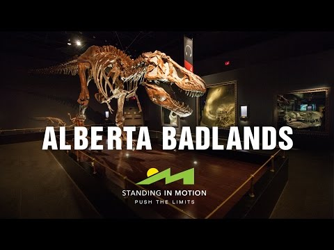 Alberta Badlands