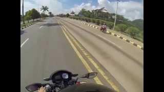 monday morning rush hour in nay pyi taw aka ghost capital of myanmar