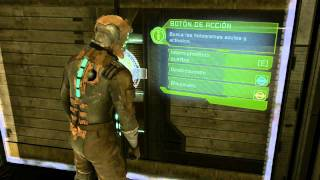 Dead Space gameplay español parte 1