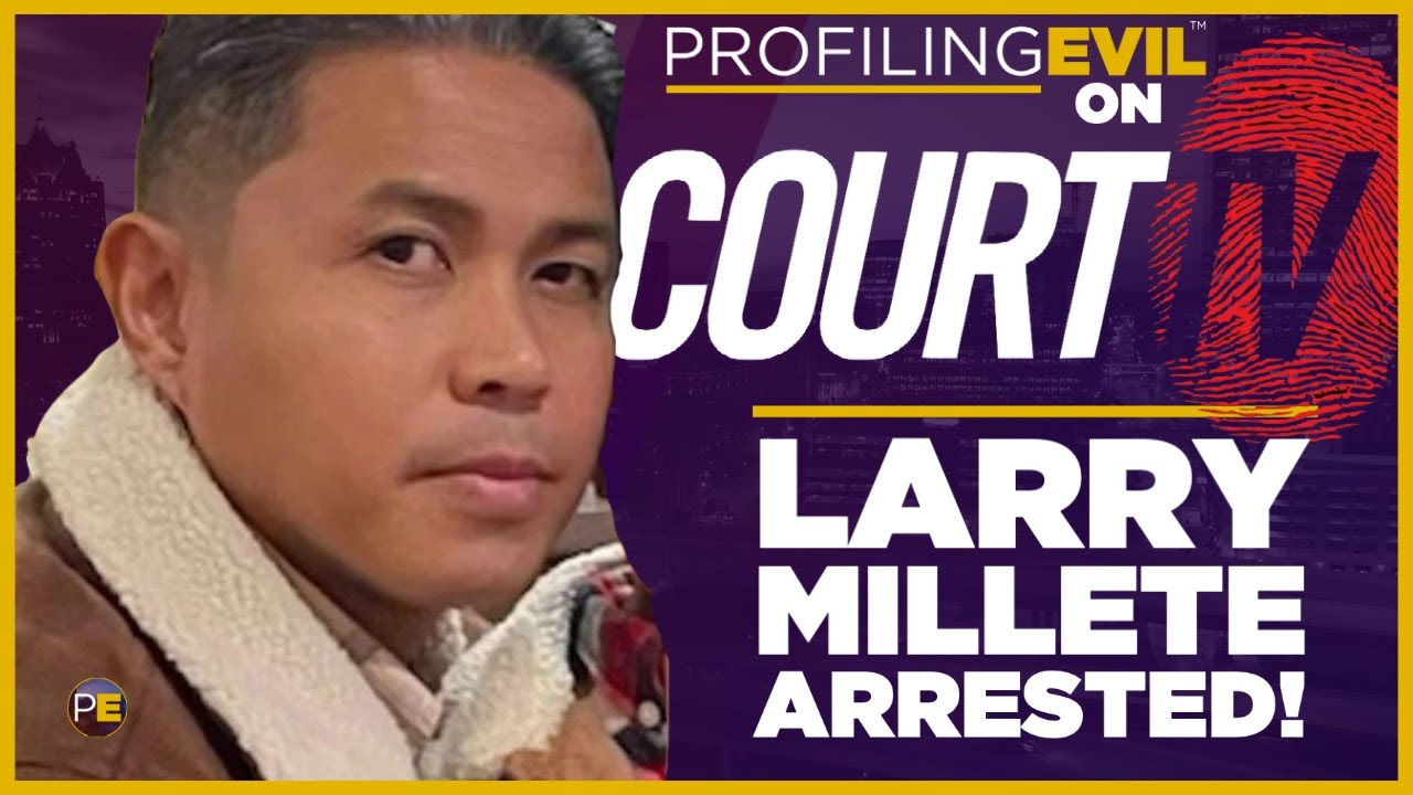 Larry Millete Arrested. Will SpellCaster Help Him Now? | Profiling Evil
