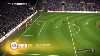 FIFA15 fans