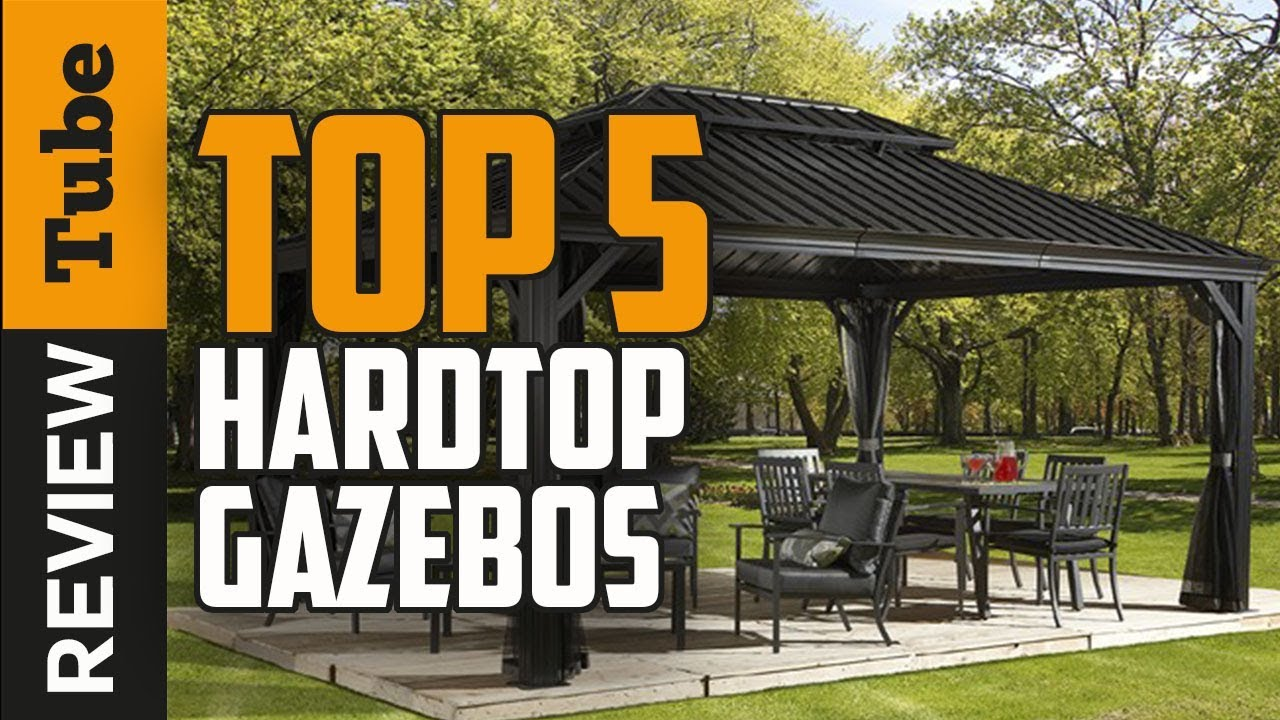 gazebo best gazebo 2021 buying guide