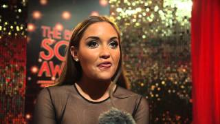 Jacqueline Jossa on the Red Carpet Talks EastEnders and Lauren's Future