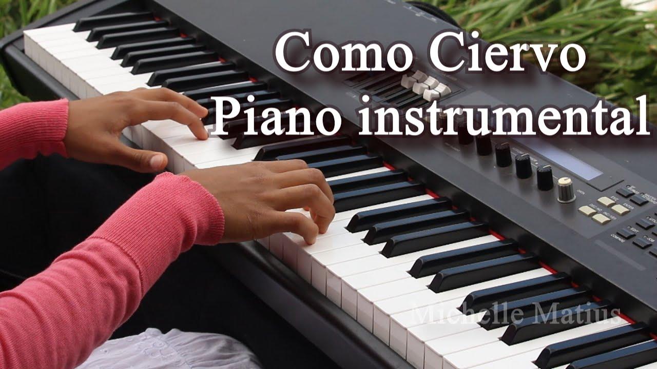 Como el Ciervo | Piano instrumental con sonidos de naturaleza by Michelle Matius