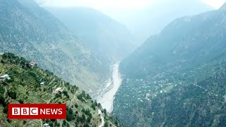 'Human greed causing death and destruction in the Himalayas' - BBC News