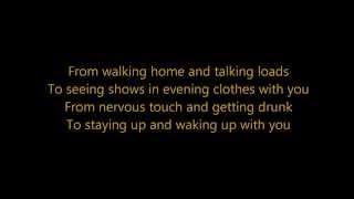 James Bay - Let It Go (Lyrics)