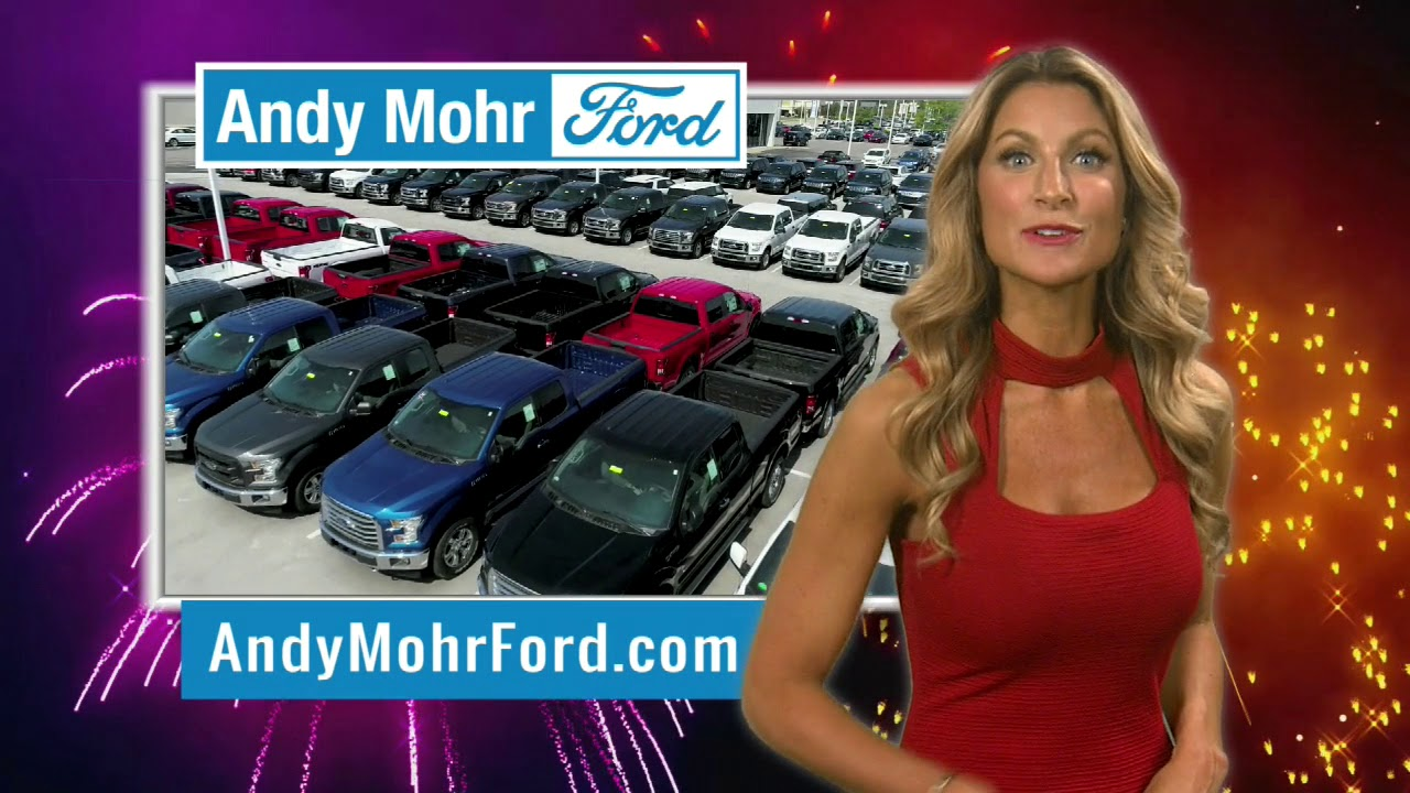 July TV Spot Plainfield IN   Andy Mohr Ford