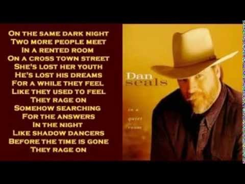 Dan Seals - They Rage On (acoustic version)
