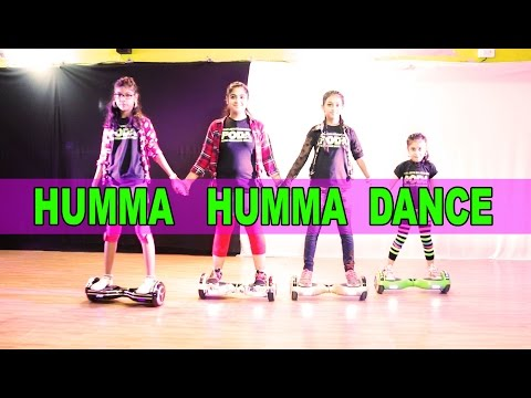 The humma song dance choreography | ok jaanu movie | @PODA (PACIFIC OCEAN DANCE ACADEMY)