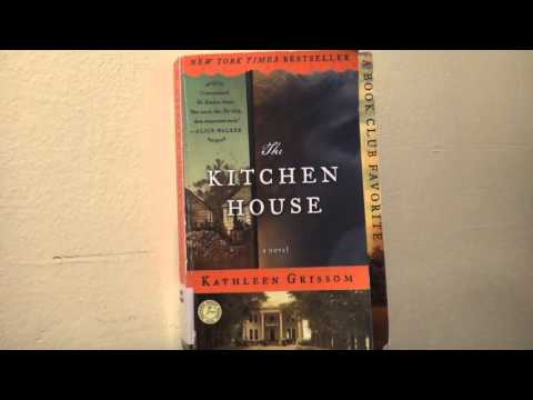 Kathleen Grissom's The Kitchen House - #AHBPreads with Angie Sea