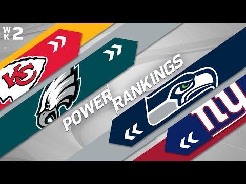 Week 2 Power Rankings | NFL
