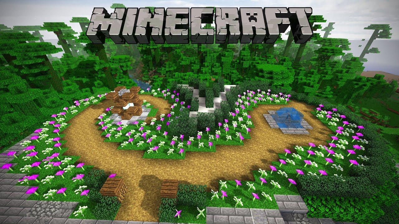 Palace Garden | Minecraft 1 12 Survival Let's Play | Episode 123
