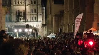 Annulation concert de rentrée  Dijon 2017
