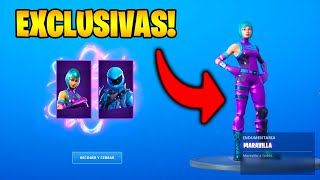So I GET the SKIN WONDER and HONOR FOR FREE!! 😱 at FORTNITE 🌌