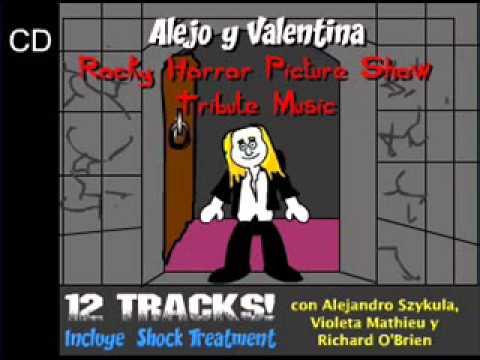 Alejo & Valentina - Damn It Janet (RHPS) mp3