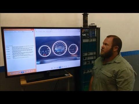 Mercedes C200 C220 C250 CDI W204 DPF Problems and Solutions - DPF Remove & Delete