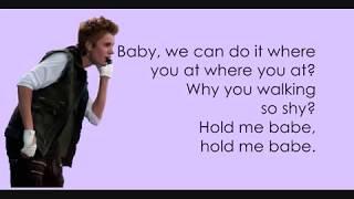 Justin Bieber all around the world lyrics